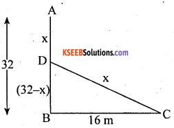 KSEEB Solutions for Class 10 Maths Chapter 2 Triangles Additional Questions 36