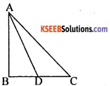 KSEEB Solutions for Class 10 Maths Chapter 2 Triangles Additional Questions 27