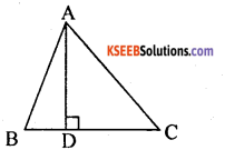 KSEEB Solutions for Class 10 Maths Chapter 2 Triangles Additional Questions 24