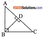 KSEEB Solutions for Class 10 Maths Chapter 2 Triangles Additional Questions 10