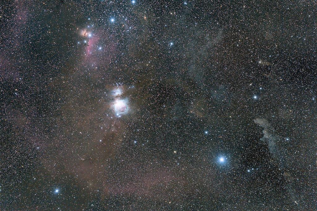 Re-arrange of Orion (Again)