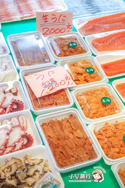 沖繩那霸美食 泊港漁市場
