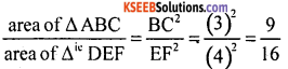 KSEEB Solutions for Class 10 Maths Chapter 2 Triangles Additional Questions 49