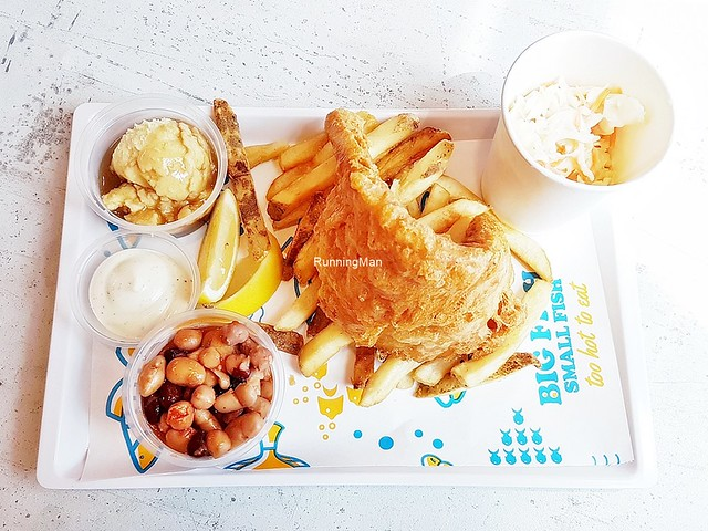 Fish And Chips Set Dory
