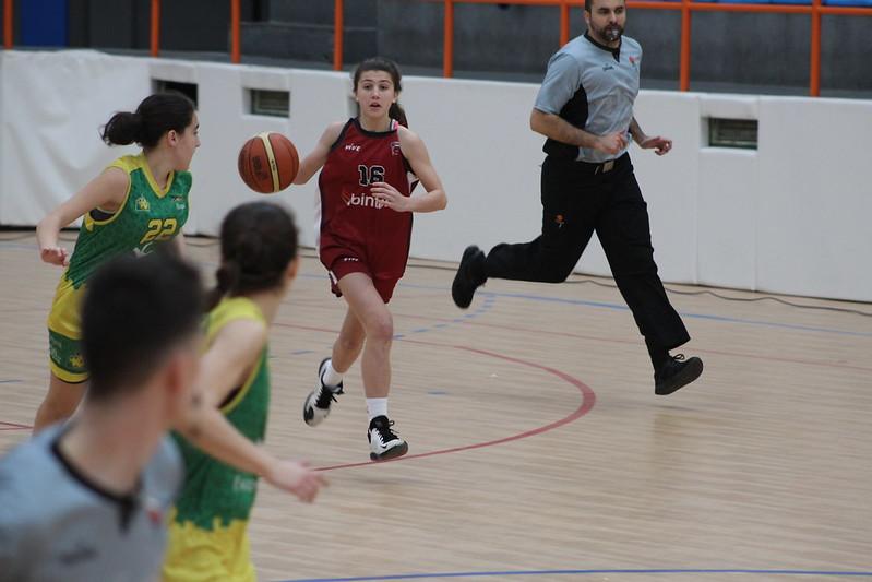 Mini Copa: Lointek Gernika - Al-Qazeres (5º puesto)
