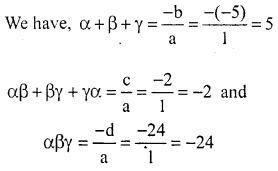 KSEEB Solutions for Class 10 Maths Chapter 9 Polynomials Additional Questions 13