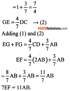 KSEEB Solutions for Class 10 Maths Chapter 2 Triangles Additional Questions 46