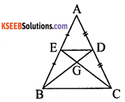 KSEEB Solutions for Class 10 Maths Chapter 2 Triangles Additional Questions 31