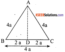 KSEEB Solutions for Class 10 Maths Chapter 2 Triangles Additional Questions 14
