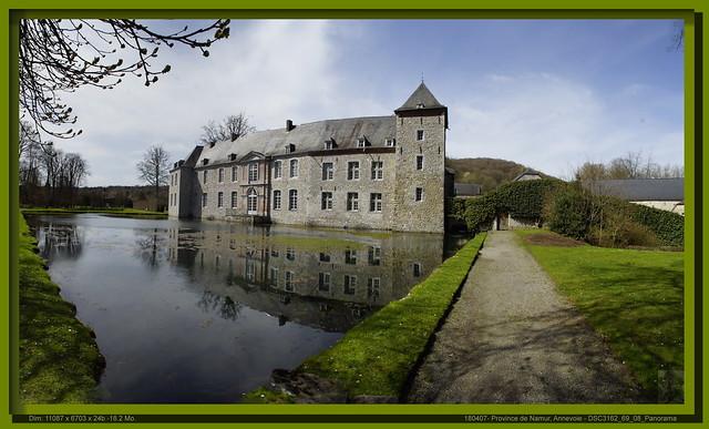 Province de Namur, Annevoie