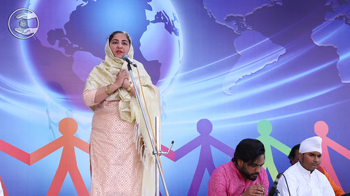 Speech by Hema Gandhi, Khizrabad