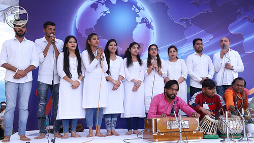 GaganKhurana Ji and Sathi presented Punjabi song