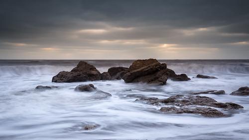 longexposure durhamcoast sunrise leegraduatedfilter dawn canon5dmkiii seascape canonef1635mmf4lisusm coastal seaham leelittlestopper