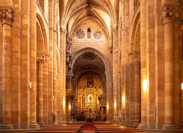 Basílica de San Vicente - Ávila - España