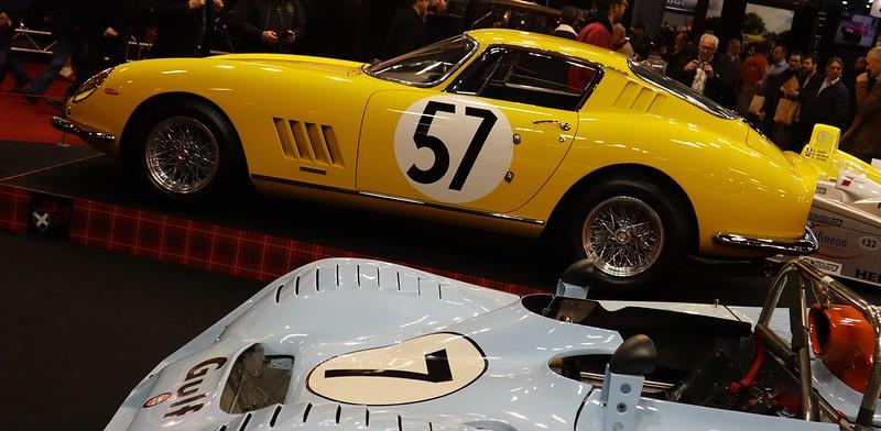 Ferrari Berlinetta 275 GTB4 Long Nose ( 1966 ) RHD -  49630596408_fa18df9c48_c