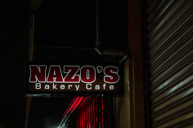 Nazo's Bakery Cafe