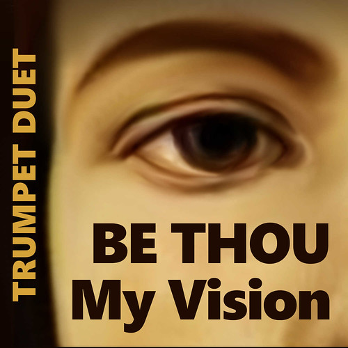 Be Thou My Vision Trumpet Duet PDF