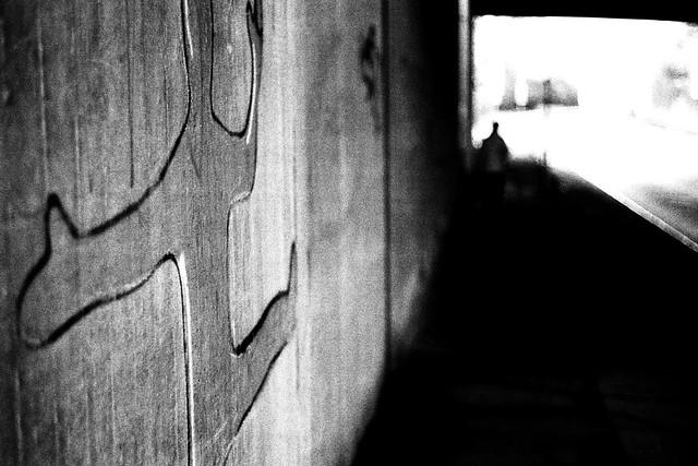 Show me the way (Leica M6)