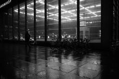 Potsdamer Platz in rain
