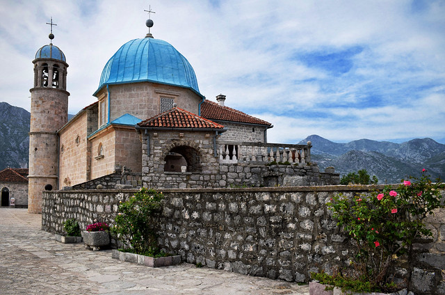 Church of Our Lady of the Rocks, Perast
