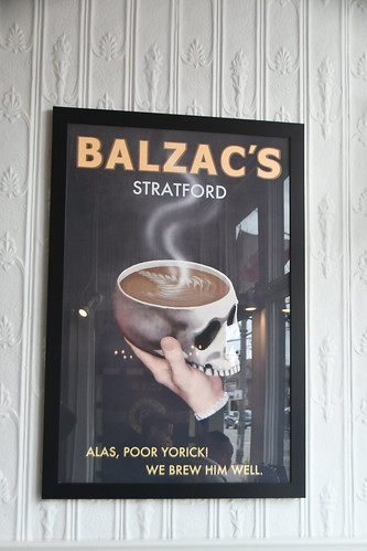 Balzac's. From The Complete Guide to Stratford Coffee Shops
