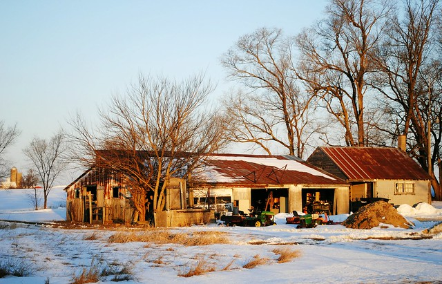 Rural Decay - Poplar Grove, Illinois