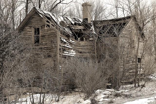 Challenge #10 - Abandoned