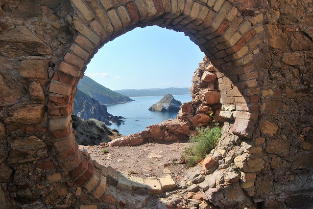 'There is a Hole in...'  - Holidays in Sardinia (2013)