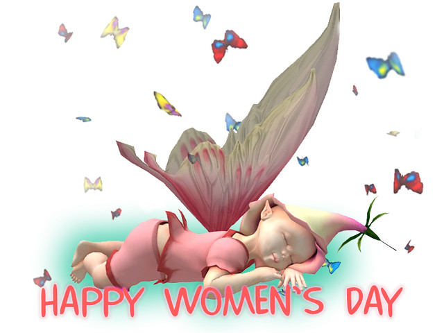 Happy Women's Day! :)