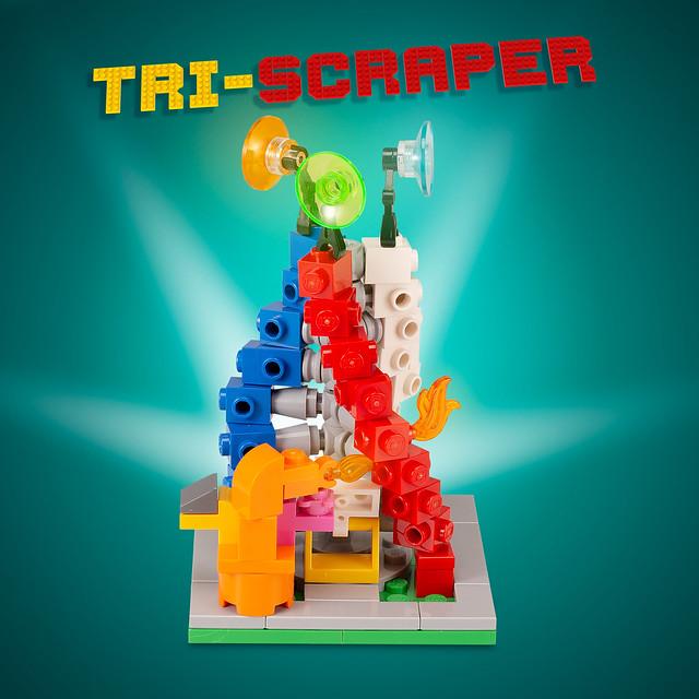 Tri-Scraper