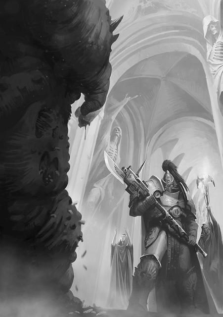 «ЕРЕСЬ ХОРУСА. ОСАДА ТЕРРЫ: ПЕРВАЯ СТЕНА» | Тhe Siege of Terra: The First Wall
