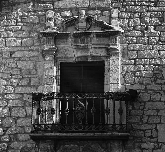 Duques de Medinaceli Palace. Detail