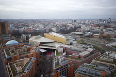 View from Panoramapunkt, Potsdamer Platz