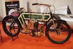 1904 NSU Neckarsulm 2 1/2 PS