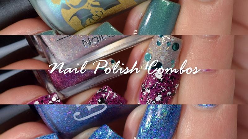 Nail Polish Layering