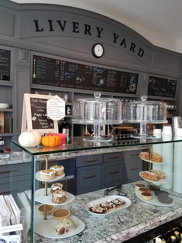 The Livery Yard. From The Complete Guide to Stratford Coffee Shops