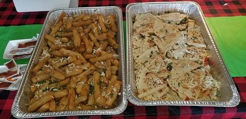 Lunch from Casa Borrega - March 7, 2020. Photo by KaTrina Griffin.