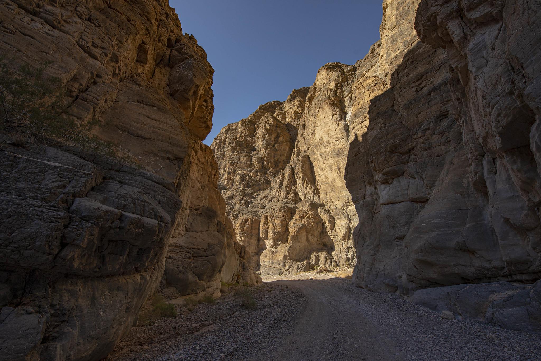 Death Valley - Titus Canyon 2