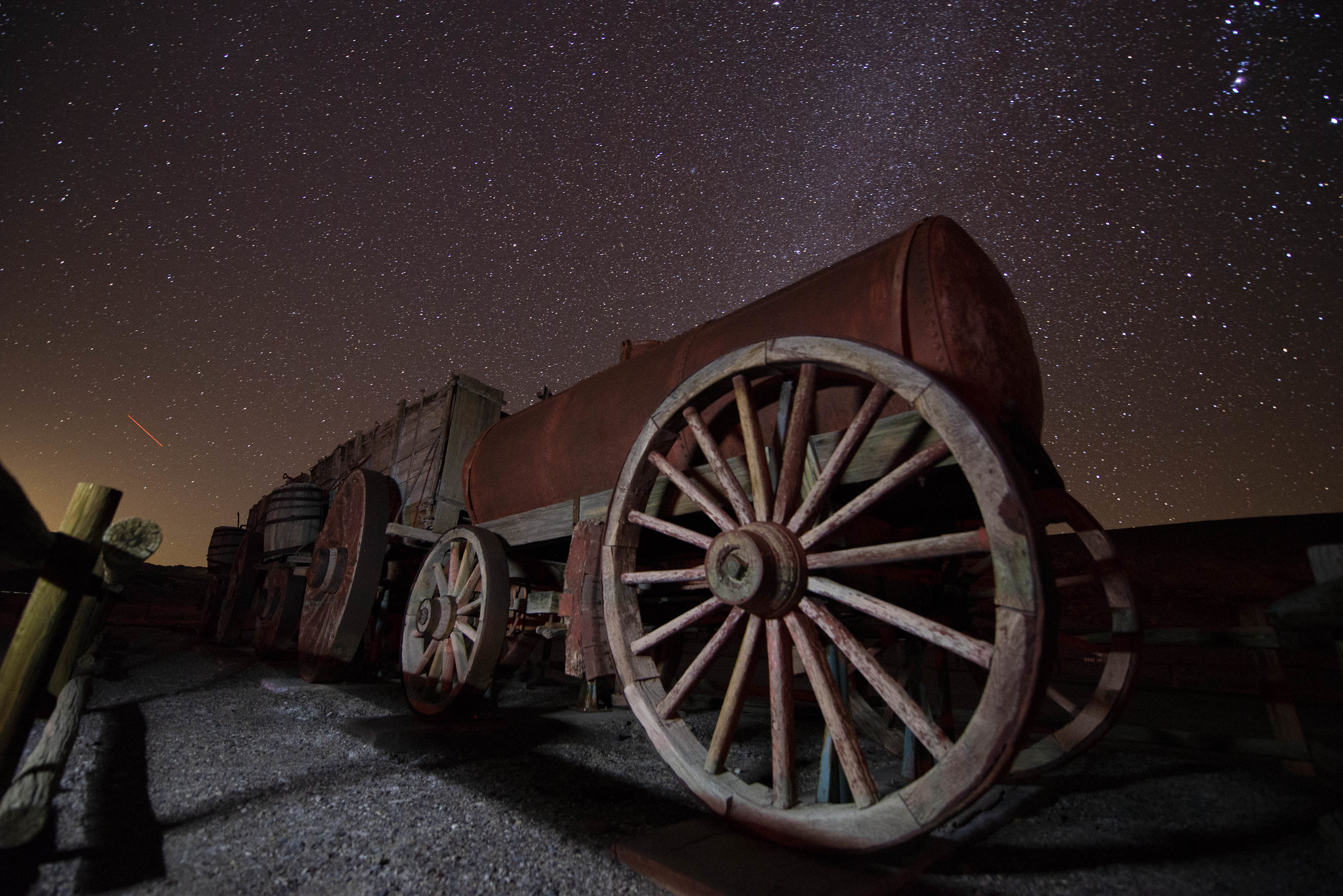 Death Valley - Harmony Borax Works 2