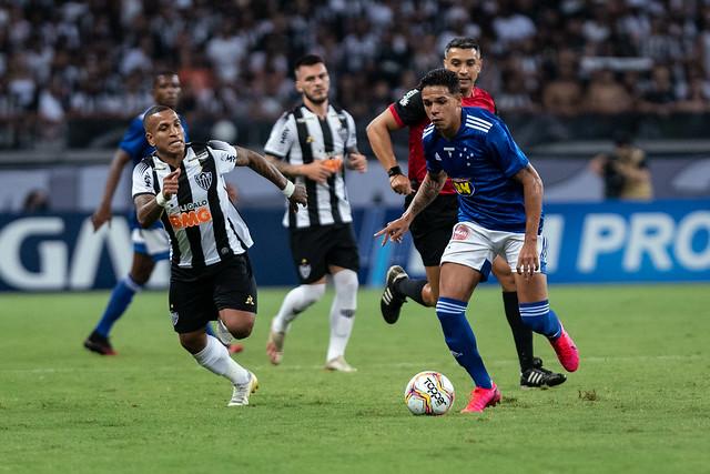 Atlético-MG x Cruzeiro - 07/03/2020