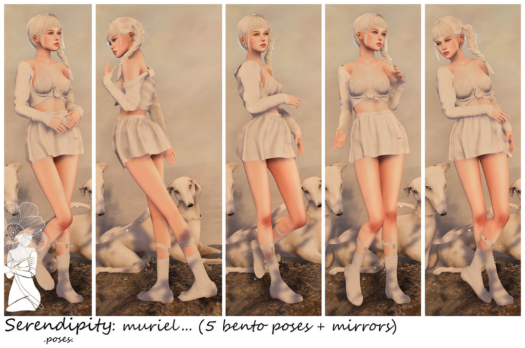 Serendipity: muriel… @ Pose Fair