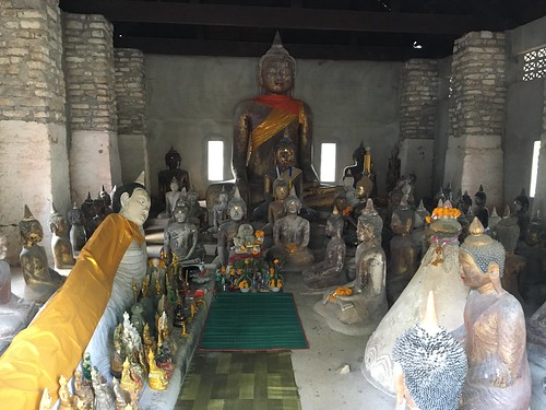 サムイ島 ワットサムレット Secret Buddha Hall koh samui