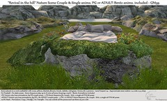".:Tm:.Creation ""Revival in the hill"" Nature Scene GM39"