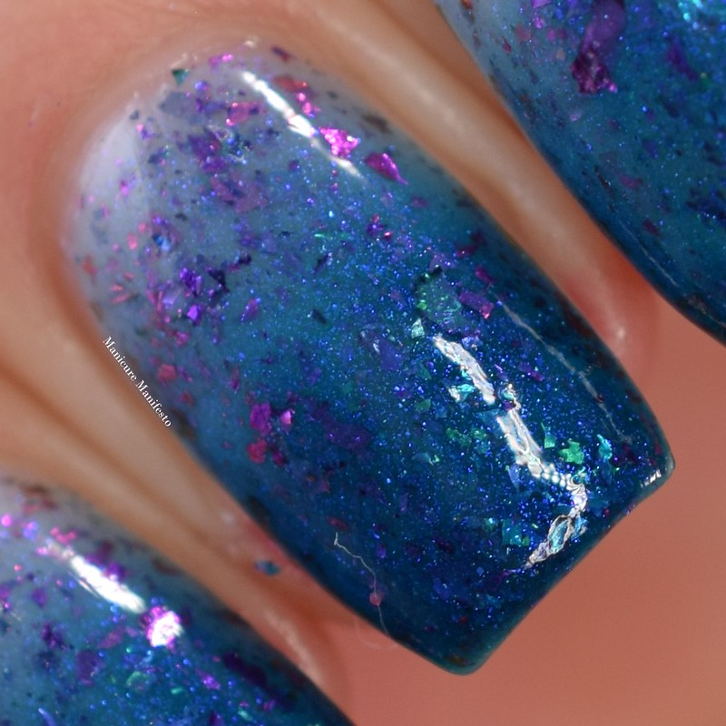 Paint It Pretty Polish Snow Kisses swatch