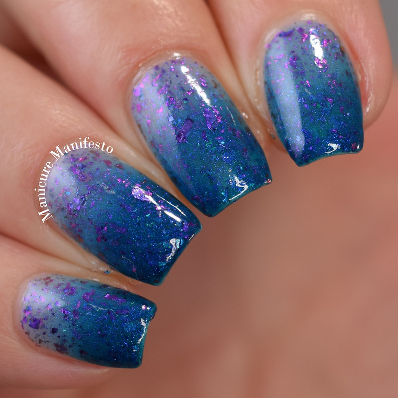 Paint It Pretty Polish Snow Kisses review