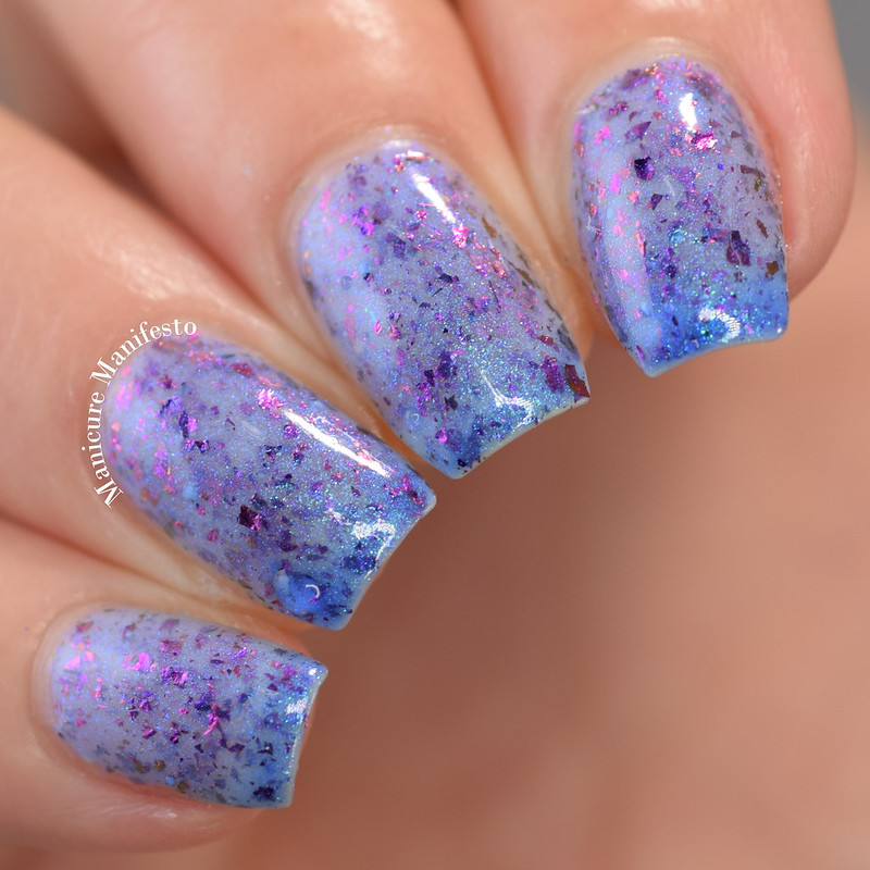 Paint It Pretty Polish Out With The Cold review