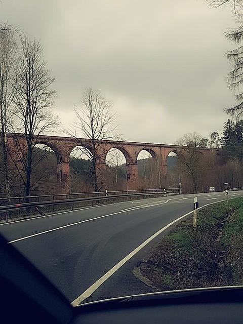 Viadukt Hetzbach