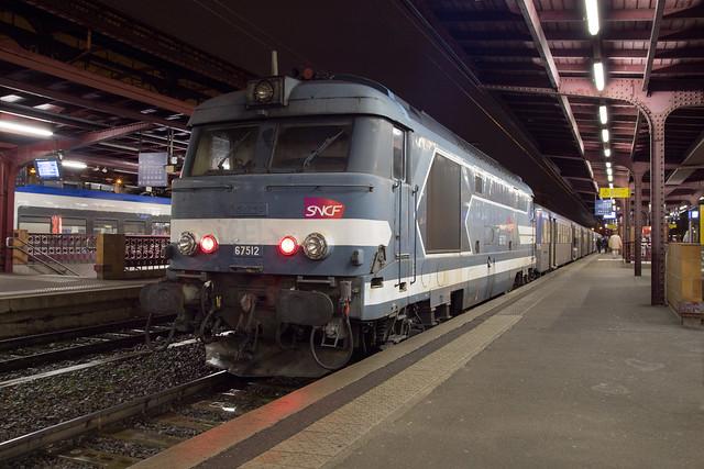SNCF 67512 Strasbourg