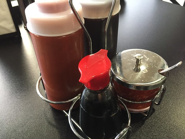Standard condiments