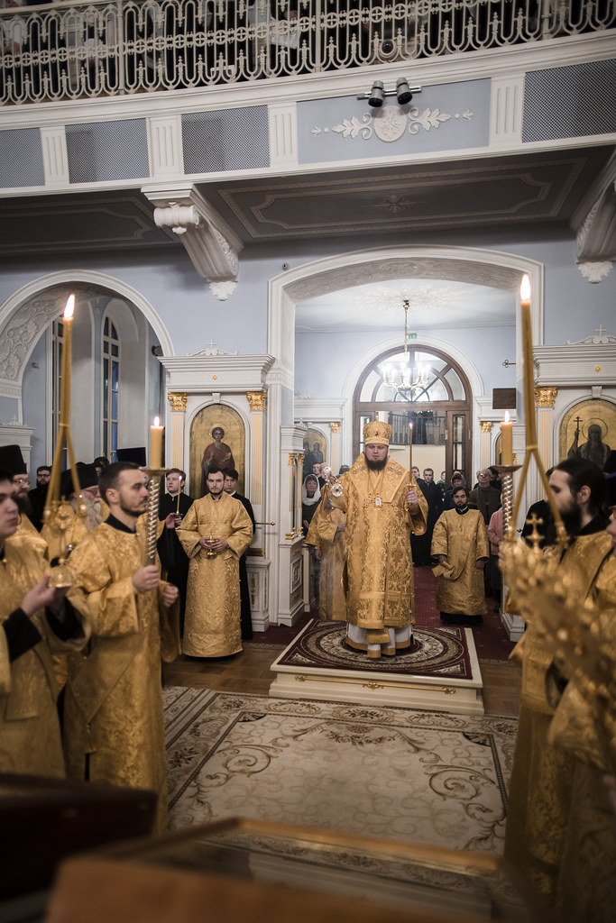 7-8 Марта 2020, Неделя Торжества Православия / 7-8 March 2020, The Sunday of the Triumph of Orthodoxy